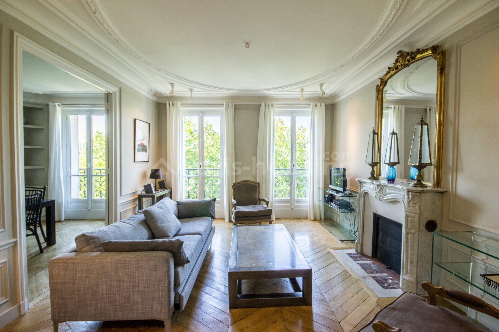 Apartment to rent in Paris 75007 - 2 beds - €3,600 per ...