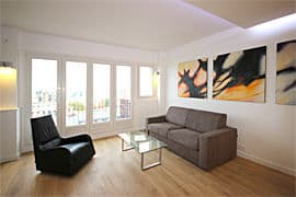 Furnished rentals in Paris