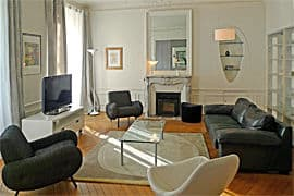 Long term rentals in Paris